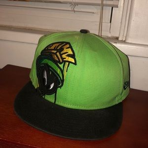 New Era Marvin the Martian hat